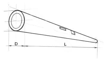 Стійка СК 105-10