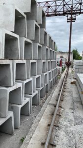 Лоток инженерных сетей Л 11-5 (6м)