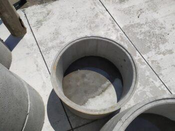 Кольца Эвро с днищем