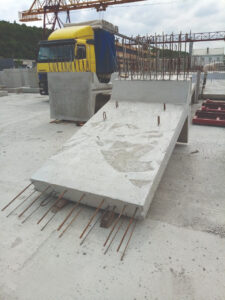 Підпірна стіна ІСА-40